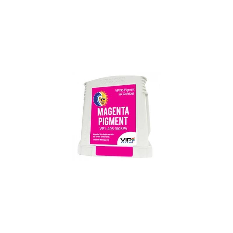 Cartucho de tinta VipColor Magenta Pigmento VP495
