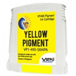 Cartucho de tinta VipColor Amarillo Pigmento VP495