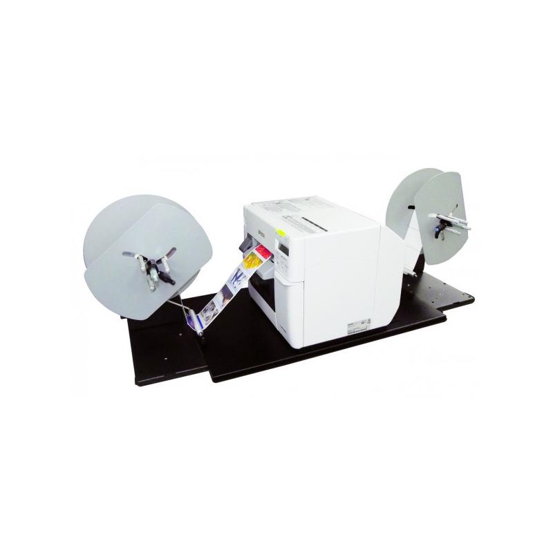 Rebobinador y Desbobinador Epson TM-C3400 y TM-C3500
