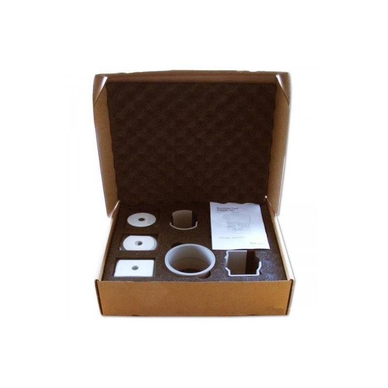 Kit adaptador discos Disc Publisher PRO/XRP/Xi para tarjeta de negocio, Hockey rink y mini CD-R 80mm