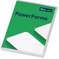 Nicelabel PowerForms 2017