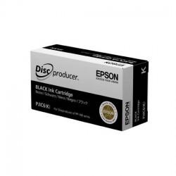 Cartucho de tinta NEGRO para Epson Discproducer PP-Series (PJIC6(K))