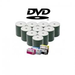 Media Kit 900 DVD + un juego de cartuchos PP-Series