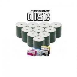 Media Kit 900 CD + un juego de cartuchos PP-Series