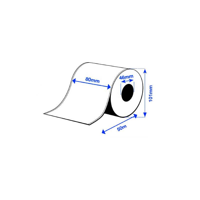 80 x 50 m Premium MATTE Epson Label - Continuo - (C3400/C3500 series)