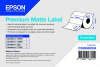 76 x 51 mm Premium MATTE Epson Label - 650 etiq - (C3400/C3500 series)