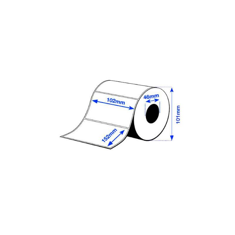 102 x 152 mm Premium MATTE Epson Label - 225 etiq - (C3400/C3500 series)