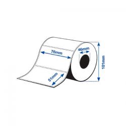 76 x 51 mm PE MATTE Epson Label - 535 etiq - (C3500 series)