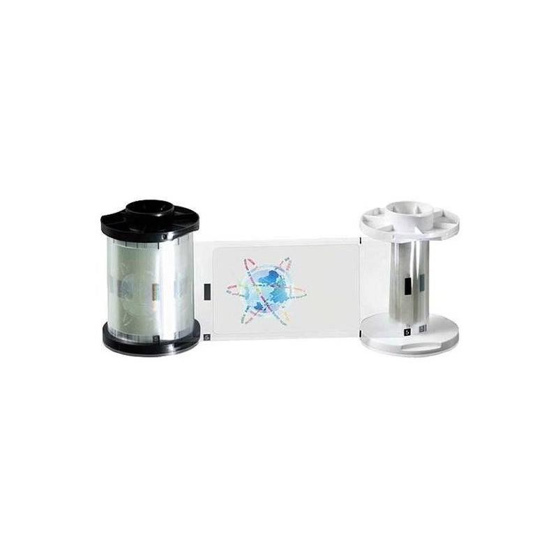 Cinta Film HDP Holographi (High Secure Orbit Design).Orientación universal (500 impresiones)
