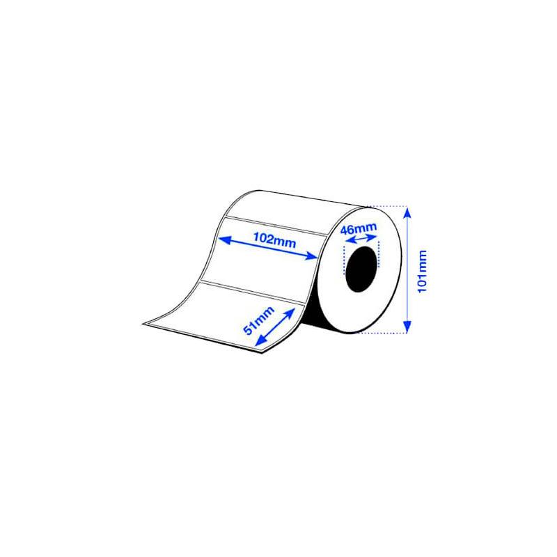 102 x 51 mm HIGH GLOSS Epson Label - 610 etiq - (C3500 series)