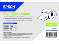 102 x 51 mm HIGH GLOSS Epson Label - 610 etiq - (C3500 series)