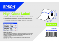 51 x 33 m HIGH GLOSS Epson Label - Continuo - (C3500 series)