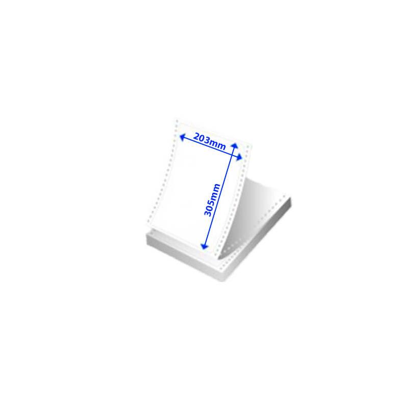 203 x 305 mm PE MATTE Epson Label - 500 etiq - (C831)