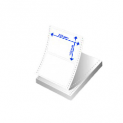203 x 152 mm PE MATTE Epson Label - 1000 etiq - (C831)