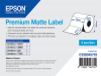 76 x 51 mm Premium MATTE Epson Label - 2310 etiq - (C7500/C7500G)