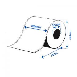 220 x 750 m Premium MATTE Epson Label - Continuo - (C7500/C7500G)