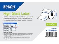 76 x 127 mm HIGH GLOSS Epson Label - 960 etiq - (C7500G)