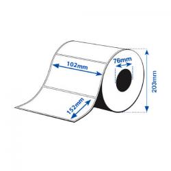 102 x 152 mm PE MATTE Epson Label - 800 etiq - (C7500/C7500G)