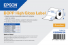 76 x 51 mm HIGH GLOSS Bopp Epson Label - 2770 etiq - (C7500G)