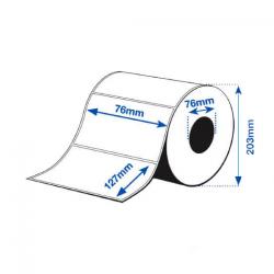 76 x 127 mm HIGH GLOSS Bopp Epson Label - 1150 etiq - (C7500G)