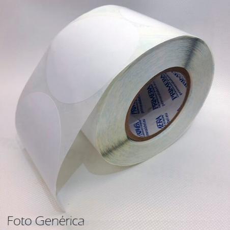 64 mm Circle HIGH GLOSS Primera Label - 800 etiq - LX200e/LX400e/LX500e