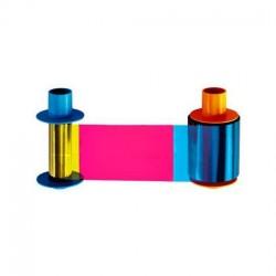 Cinta Ribbon YMCKI (Panel inhibidor) (500 / 250 impresiones depende del uso)