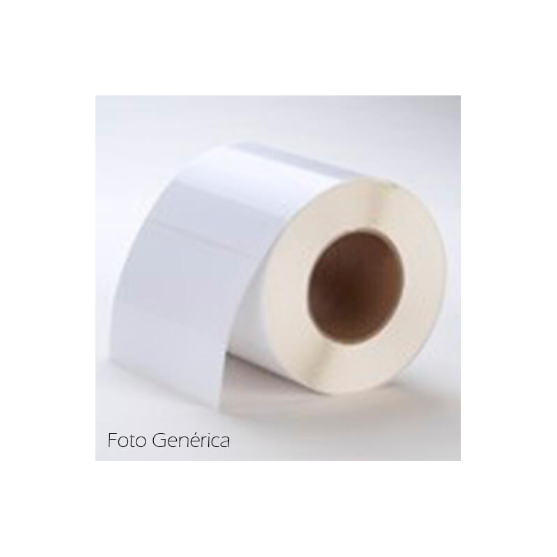 102 x 51 mm POLY White GLOSS Primera Label - 900 etiq - (LX200e/LX400e/LX500e)