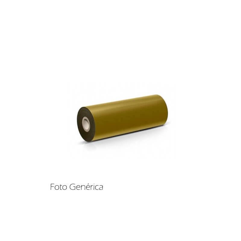 Ribbon Oro Metálico Brillante 65mm x 300m - Primera FX400e