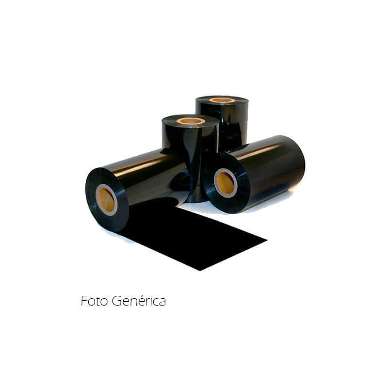 Caja Ribbon Resina 76mm x 300m Out - B325