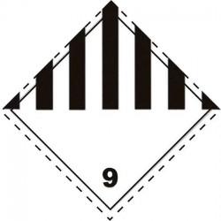 Etiquetas ADR Clase 9 - Otros Peligros