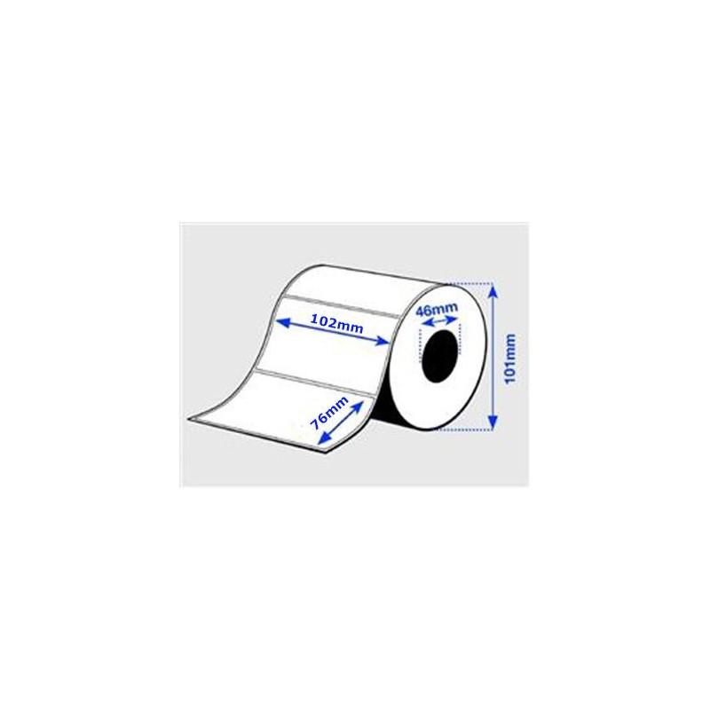 102 x 76 mm Premium MATTE Epson Label - 440 etiquetas - (C3400/C3500 series)