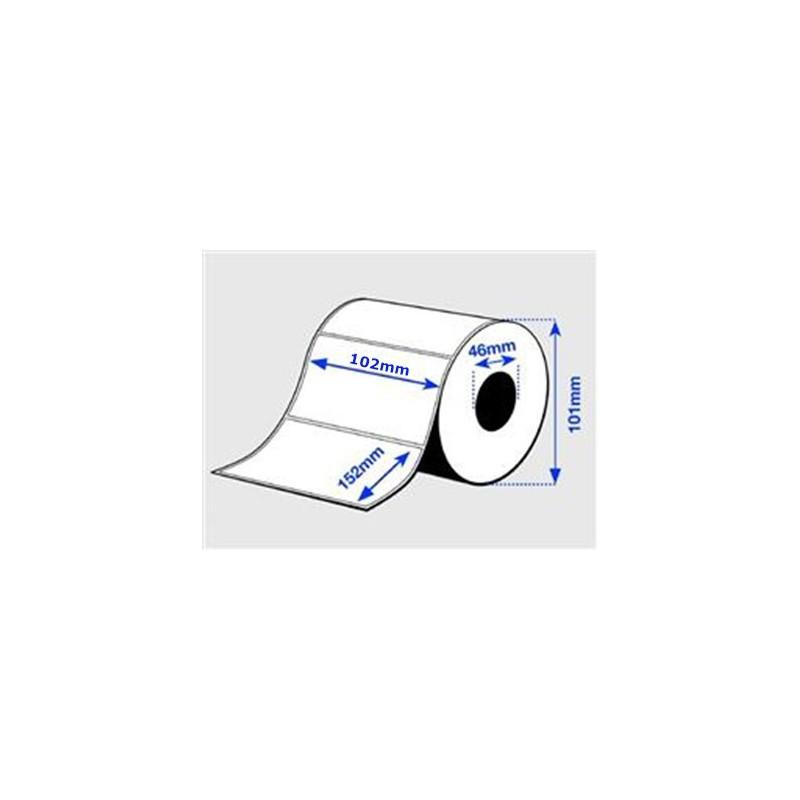 102 x 152 mm PE MATTE Epson Label - 185 etiq - (C3500 series)