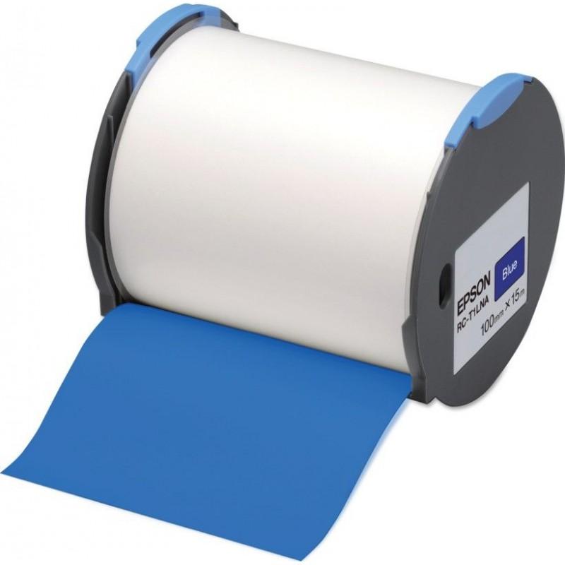 Cinta Epson RC-T1LNA azul 100 mm