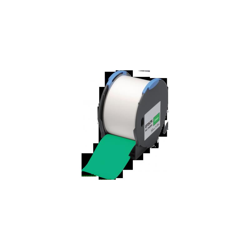 Cinta Epson RC-T5GNA verde 50 mm
