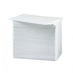 Tarjeta PVC Blanca 30 mil.