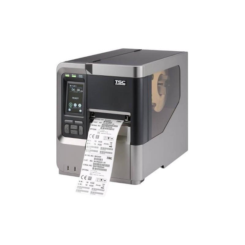 Impresora de etiquetas MX240P