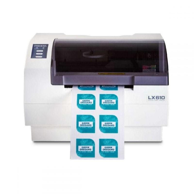 DTM LX610e - Impresora de etiquetas a color