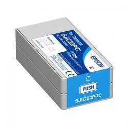 Cartucho de tinta TM-C3500 Cián  (SJIC22P(C))