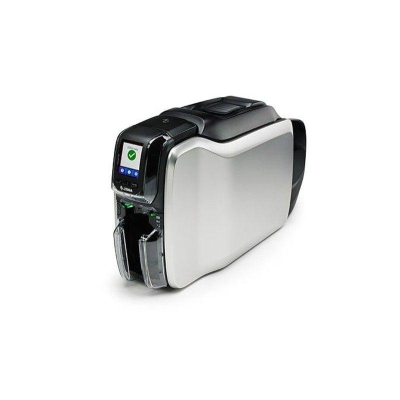 Impresora de tarjetas doble cara Zebra ZC300