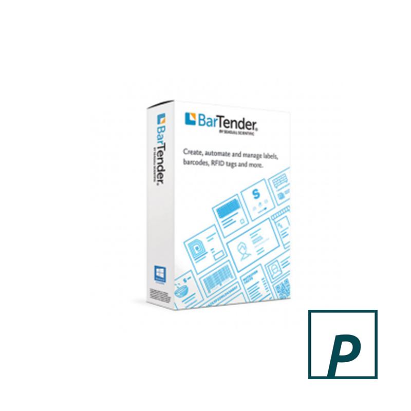 Seagull BarTender Professional 2021 (Licencia impresora)