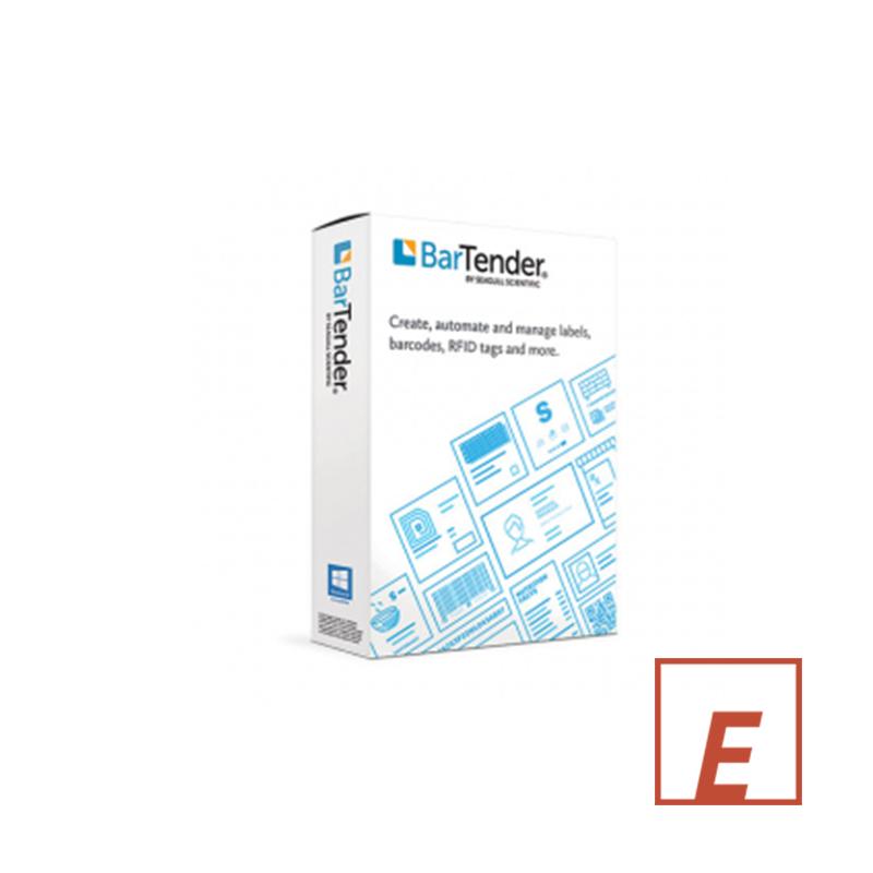 Seagull BarTender Enterprise 2021 (Licencia Impresora)