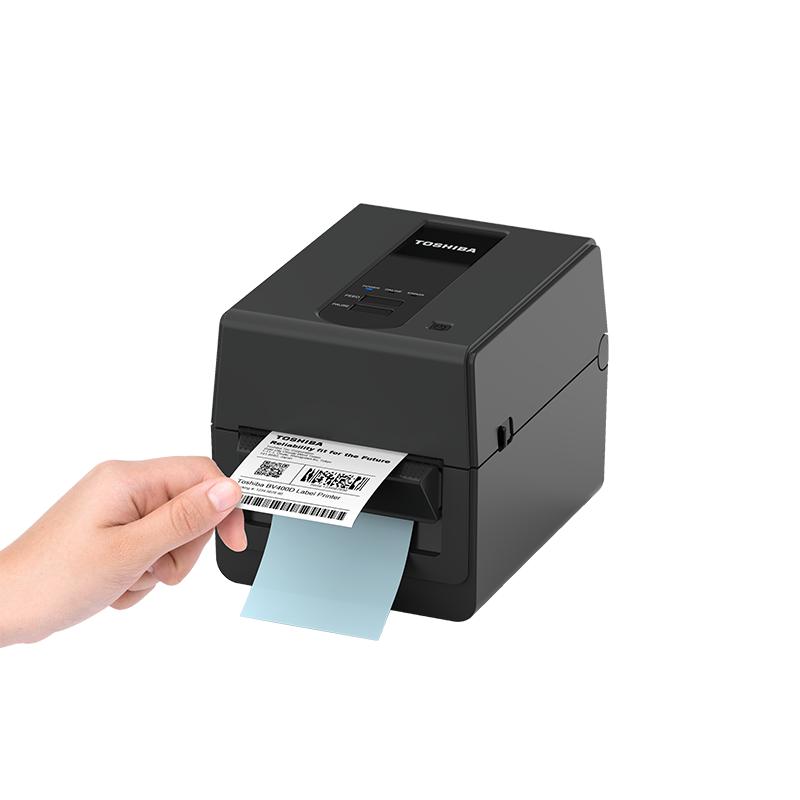 Impresora de etiquetas Toshiba bv420D gl 203 dpi (LINERLESS)
