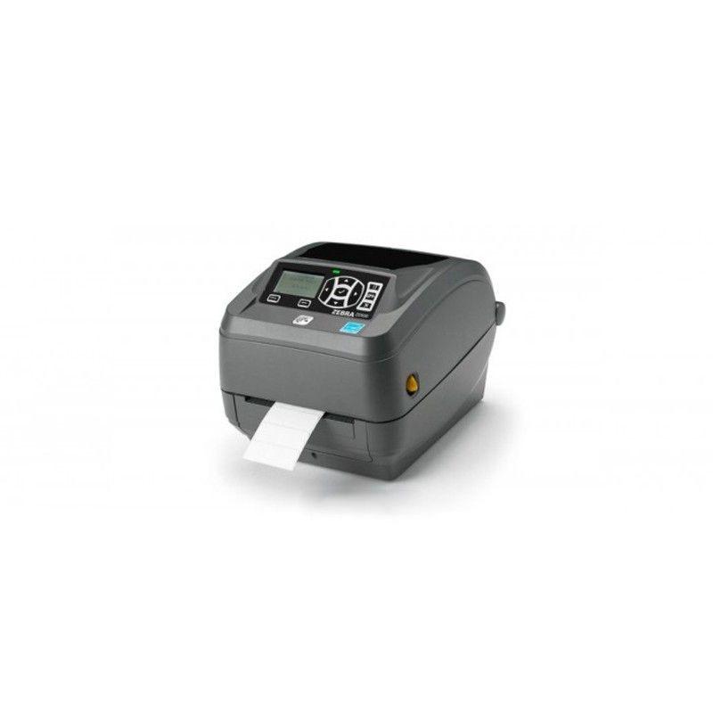 Impresora de etiquetas con Zebra ZD500
