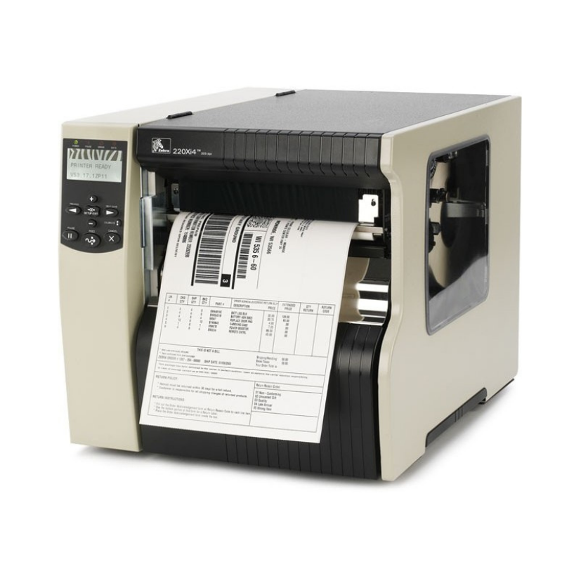 Impresora de etiquetas industrial Zebra 220Xi4