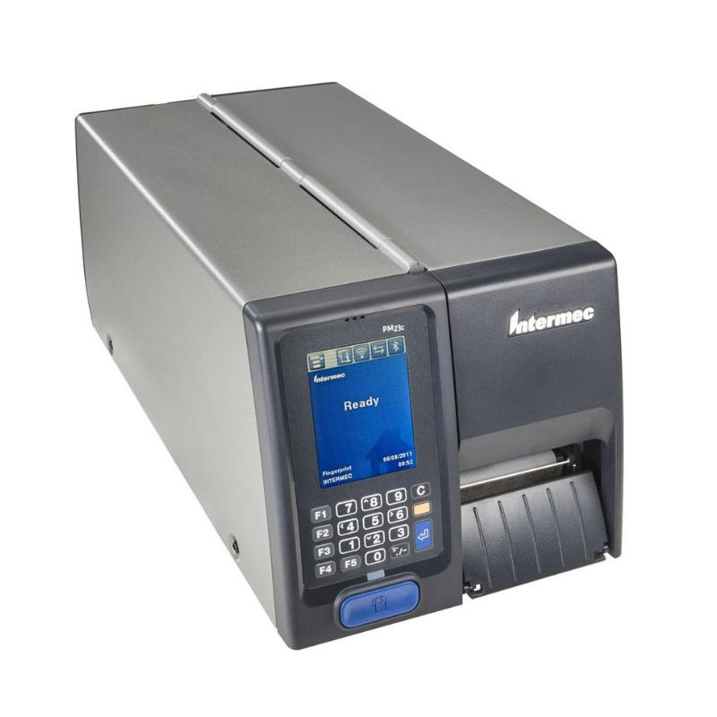 Impresora de etiquetas de media producción Honeywell PM23c