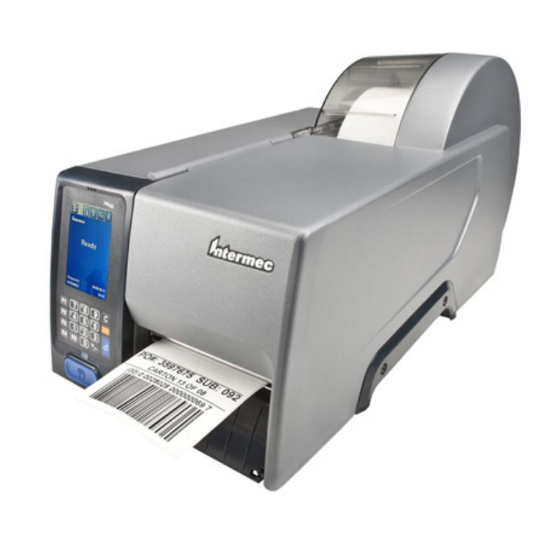 Impresora de etiquetas de media producción Honeywell PM43c