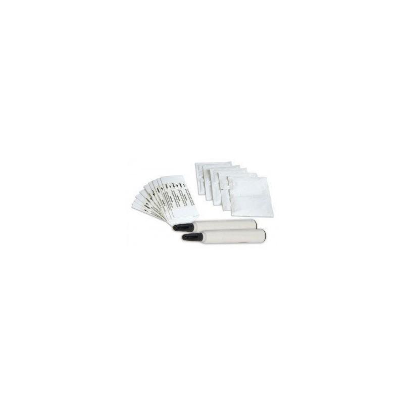 Kit de Limpieza (Incluye 2 plumas limpiadoras de cabezal, 10 tarjetas de limpieza y 10 almohadillas limpiadoras)