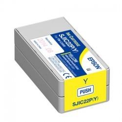 Cartucho de tinta TM-C3500 Amarillo (SJIC22P(Y))