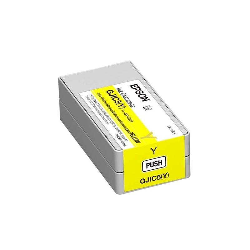 Cartucho de tinta GP-C831 Amarillo (GJIC5(Y))