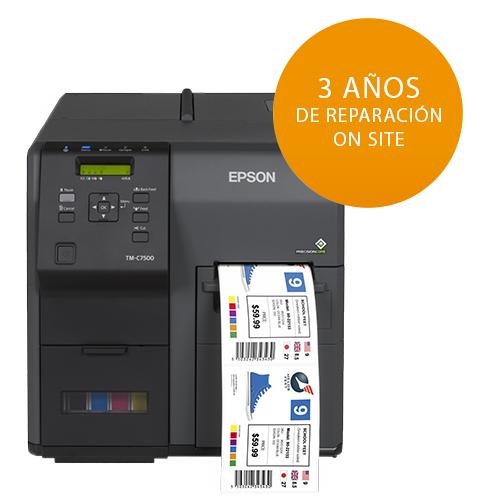 EPSON COLORWORKS C7500 en ADNid - Cover+ 3 años de Garantía Gratis